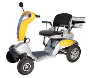 Tzora Titan 4 Mobility Scooter