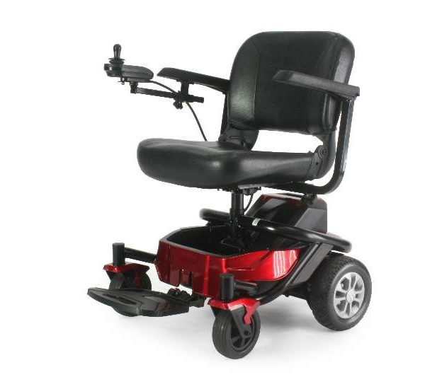 Freedom Lunar Power Chair