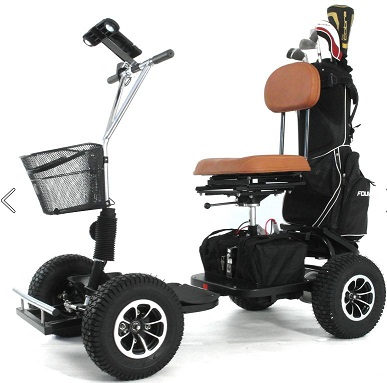 Freedom Mobility Golf Buggy